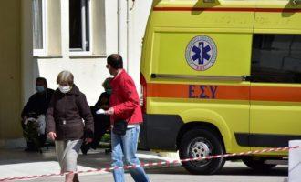 Κορωνοϊός: 482 νέα επιβεβαιωμένα κρούσματα και 10 νεκροί