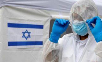 791 νέα κρούσματα κορωνοϊού στο Ισραήλ το τελευταίο 24ωρο