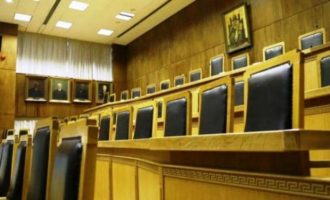 Κοροναϊός: Περιορίζονται περαιτέρω οι εργασίες των δικαστηρίων
