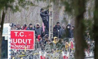 Αντικαθεστωτικός Τούρκος διπλωμάτης: Ο Ερντογάν διαπράττει στον Έβρο εγκλήματα κατά της ανθρωπότητας