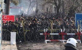 Παναγιωτόπουλος σε Μυλωνάκη: Απετράπη η παράνομη είσοδος 61.508 ατόμων