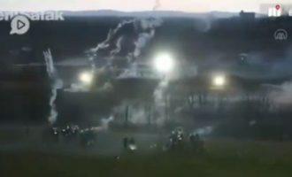«Μέλη του Ισλαμικού Κράτους μολυσμένοι με Covid-19 προσπαθούν να περάσουν τον Έβρο ως πρόσφυγες»