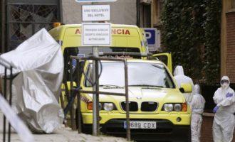 7.340 νεκροί στην Ισπανία και 85.195 κρούσματα