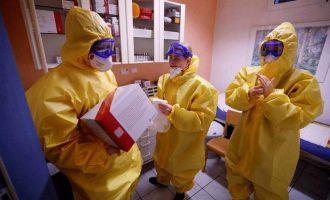 Αποκάλυψη FAZ: Στη Γερμανία δίνουν οδηγίες για την διαλογή ασθενών στις ΜΕΘ