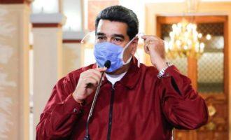 Ο Μαδούρο έθεσε σε «κοινωνική καραντίνα» τη Βενεζουέλα
