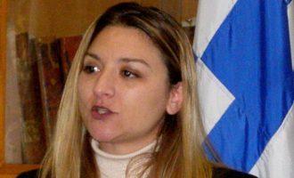 Νατάσα Γκαρά για 28η Οκτωβρίου: Καθημερινό χρέος η υπεράσπιση της ανεξαρτησίας της πατρίδας
