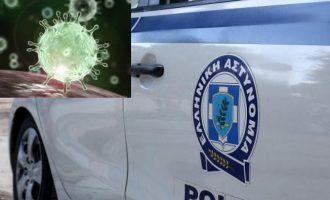 Καταγγελία: Μετέφεραν δόκιμο υπαστυνόμο ύποπτο κρούσμα κορωνοϊού στο 401 εν κρυπτώ