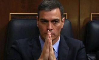 Παύση κάθε «μη αναγκαίας» οικονομικής δραστηριότητας στην Ισπανία