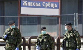 Δρακόντεια μέτρα κατά του Covid-19 στη Σερβία αλλά η Εκκλησία αρνείται να πειθαρχήσει