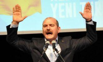 Σε κατάσταση αμόκ οι Τούρκοι: Οδηγίες Σοϊλού στους μετανάστες πώς να περάσουν στην Ελλάδα