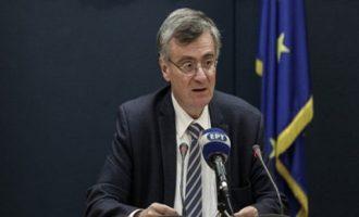Τι απάντησε ο Τσιόδρας για τους «ψίθυρους» περί διαφωνιών με την κυβέρνηση