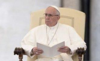 Κοροναϊός: Χωρίς πιστούς οι λειτουργίες της Μεγάλης Εβδομάδας στο Βατικανό – 3.500 κρούσματα σε 24 ώρες