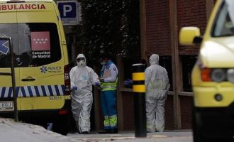 Σάντσεθ: Πάνω από 3 εκατομμύρια τα κρούσματα Covid-19 στην Ισπανία