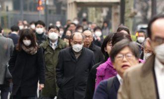 Covid-19: Μεγάλη αύξηση κρουσμάτων στην Ιαπωνία – «Μείνετε σπίτι»