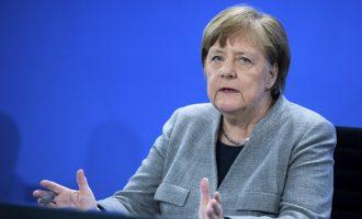 Τι είπε η Μέρκελ για τις τουρκικές γεωτρήσεις στα ανοιχτά της Ελλάδας και της Κύπρου