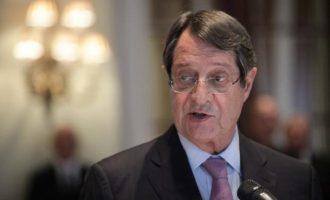 Αναστασιάδης: Η Κύπρος δεν θα γίνει μια άλλη Λιβύη
