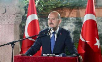 Τουρκία: Παραιτήθηκε ο υπουργός Εσωτερικών Σουλεϊμάν Σοϊλού ή τον «παραίτησε» ο Ερντογάν