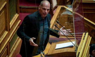 Βαρουφάκης σε Μητσοτάκη: Έχετε επιλέξει εκλογές για να περάσετε το 5ο μνημόνιο