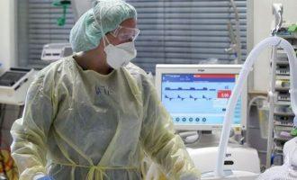 Γερμανία: 13.554 νέα κρούσματα κορωνοϊού και 249 νέοι θάνατοι από Covid-19