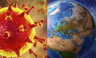 Περισσότεροι από ένα εκατ. θάνατοι από κορωνοϊό στην ευρωπαϊκή ήπειρο