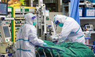 Κορωνοϊός: 516 νέα κρούσματα και 300 διασωληνωμένοι την Τετάρτη
