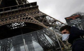Καλπάζει ο κορωνοϊός στη Γαλλία – Νέο ρεκόρ κρουσμάτων