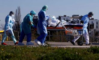 Γαλλία: O υψηλότερος αριθμός κρουσμάτων κορωνοϊού εδώ και 2 μήνες