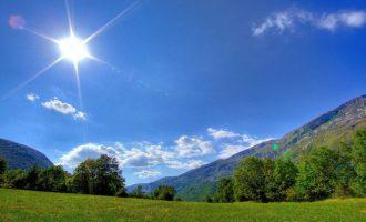 Γενικά αίθριος καιρός την Τρίτη – Που θα βρέξει