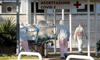 Ιταλία: Hλικιωμένοι πέθαναν από ασιτία σε γηροκομείο γιατί είχαν κοροναϊό