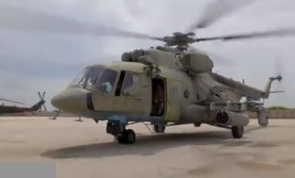 Αμερικανοί και Ρώσοι ενισχύουν τις δυνάμεις τους στη Β/Α Συρία – Ρωσική βάση το αεροδρόμιο του Καμισλί