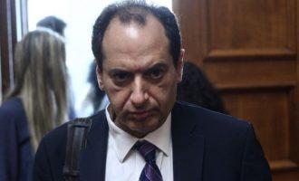 Χρ. Σπίρτζης: Η κυβέρνηση γνώριζε ότι η «Θάλεια» θα έπληττε την Εύβοια – Βαριές ευθύνες σε σειρά στελεχών της ΝΔ