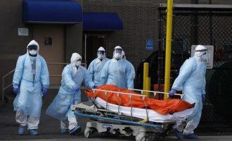 ΗΠΑ: Ένας άνθρωπος πεθαίνει από κορωνοϊό κάθε 40 δευτερόλεπτα