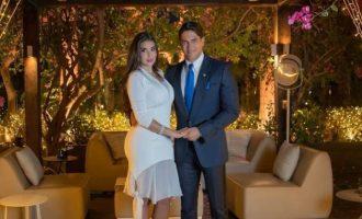 Παντρεύτηκε η φαραωνικής ομορφιάς Αιγύπτια ηθοποιός Γιασμίν Σάμπρι (φωτο)