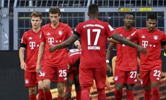 Bundesliga: Η Μπάγερν αγκαλιά με τον τίτλο κι όλα τα άλλα μέτωπα ανοιχτά