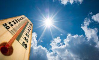 Καιρός: Στους 36 βαθμούς το θερμόμετρο την Κυριακή – Που θα βρέξει
