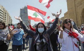 Τελειώνει ακόμα και το ψωμί στο Λίβανο – Άρχισαν οι «διαμαρτυρίες πείνας»