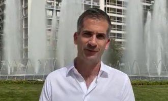 Ο Μπακογιάννης απολογείται για τον συνωστισμό στην Ομόνοια (βίντεο)