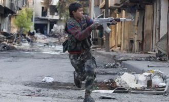Η Τουρκία κάνει παιδομάζωμα στη Συρία και στέλνει ανήλικους να πολεμήσουν στη Λιβύη – 150 μέχρι στιγμής