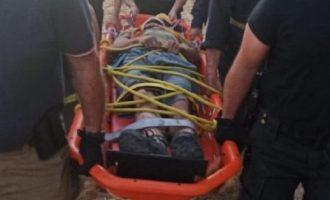 Τραυματισμένος από πτώση σε χαράδρα συνελήφθη ο «δράκος της Κέρκυρας»