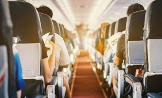 30χρονη με κορωνοϊό πέθανε κατά τη διάρκεια πτήσης