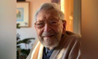 Πέθανε από καρκίνο ο γηραιότερος άνδρας στον κόσμο