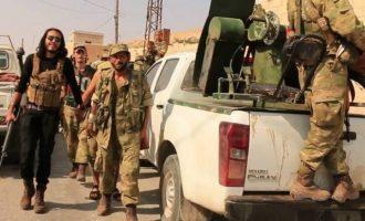 268 μισθοφόροι του Ερντογάν σκοτώθηκαν στη Λιβύη