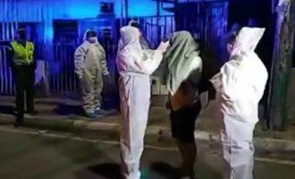 Κολομβία: Δεκάδες συλλήψεις σε κρυφό όργιο εν μέσω κορωνοϊού