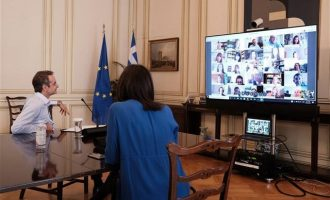 Μητσοτάκης: Υπό την καθοδήγηση των ειδικών οι αποφάσεις για τα δημοτικά σχολεία