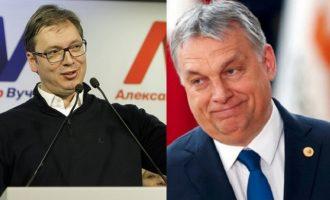 Ο Βούτσιτς υποστηρικτής του Όρμπαν: «Μην περιμένετε εγώ να τον επικρίνω»