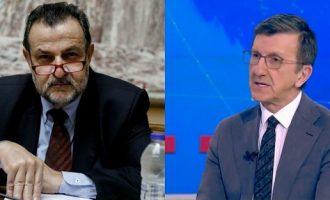 Κεγκέρογλου κατά Πορτοσάλτε: «Προπαγανδιστής χειρίστου είδους, ντροπή σου»