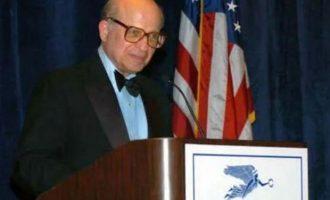 Πέθανε ο Ευγένιος Ρωσσίδης, ένας από τους πρωτεργάτες του ελληνικού λόμπι στην Ουάσιγκτον