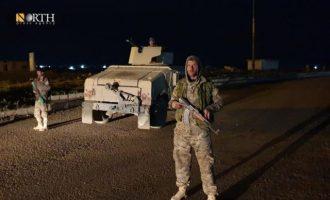 Εξέγερση αιχμαλώτων τζιχαντιστών της οργάνωσης Ισλαμικό Κράτος σε φυλακή στην Αν. Συρία