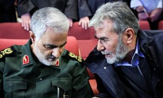 Ο ηγέτης του Ισλαμικού Τζιχάντ παραδέχθηκε ότι ο Σολεϊμανί εκπαίδευσε «χιλιάδες Παλαιστίνιους» μαχητές
