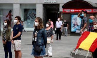 Η Γαλλία δεν αποκλείει να ξανακλείσει τα σύνορα με την Ισπανία λόγω κορωνοϊού